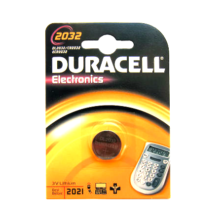 1 stk duracell cr 2032 knopfzelle 3 volt lithium im 1er blister 1x ebay. Black Bedroom Furniture Sets. Home Design Ideas