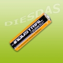 1 Stk. Duracell Industrial AAA MN2400 LR03 Micro 24a  Bulk lose