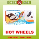 Mattel Hot Wheels Video Racer Rennbahn