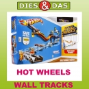 Mattel Hot Wheels Wall Tracks Drift Rally Spinout Rennbahn